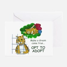 """""""Make a Dream"""" Greeting Cards (Pk of 10)"""
