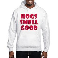 Hogs smell good Hoodie