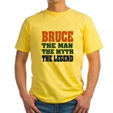 BRUCE - The Legend T