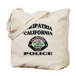 Calipatria Police Tote Bag