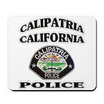 Calipatria Police Mousepad