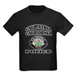 Calipatria Police Kids Dark T-Shirt