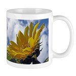 Sunflowers and Sky Mug