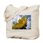 Sunflowers and Sky Tote Bag