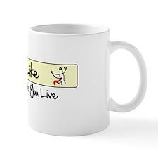 'Life Like' Ceramic Mug