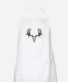 European mount mule deer Apron