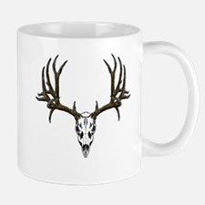 European mount mule deer Mug