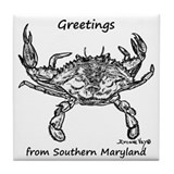 Maryland coasters Drink Coasters