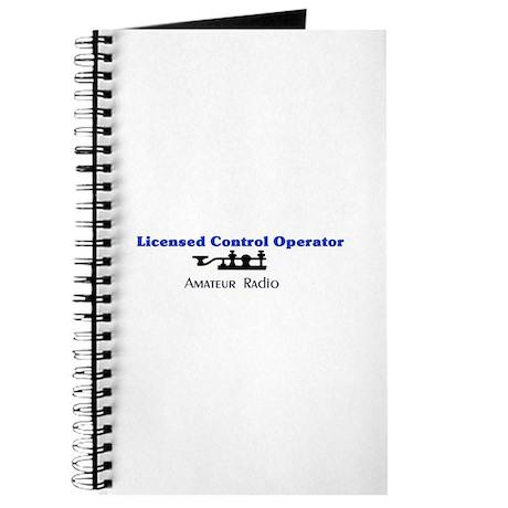 Control Operator-Journal