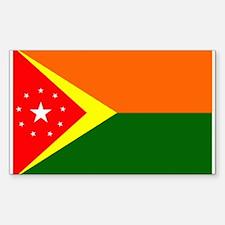 Rincon Flag Decal