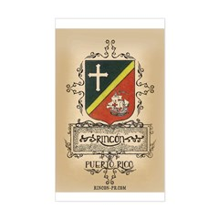 Rincon Coat of Arms Decal