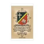 Rincon Coat of Arms Sticker