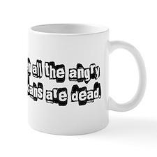Angry White Republicans Mug