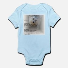 Maltese Poem Infant Creeper