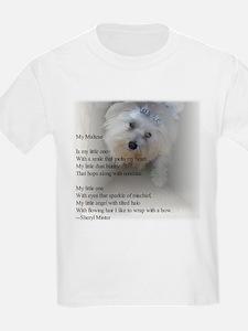 Maltese Poem Kids T-Shirt
