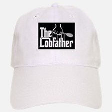 Lobfather Tennis Baseball Baseball Cap