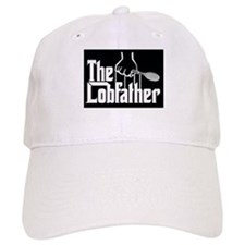 Lobfather Tennis Baseball Cap