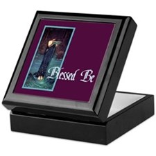 Blessed Be Keepsake Box