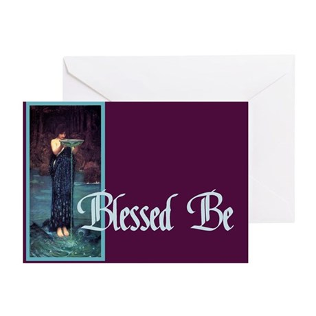 Blessed Be Greeting Cards (Pk of 10)