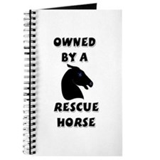 Rescue Horse Journal