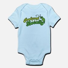 Produced Locally Infant Bodysuit