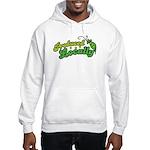 Produced Locally Hooded Sweatshirt