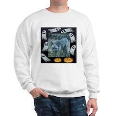 Halloween Fox Sweatshirt