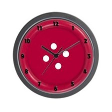 The Button Wallclock