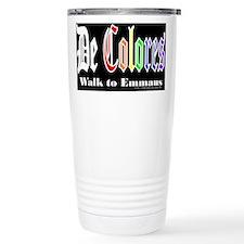 Emmaus Travel Mug