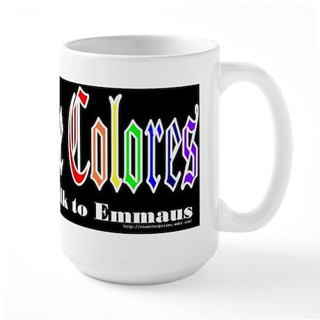 Emmaus Large Mug