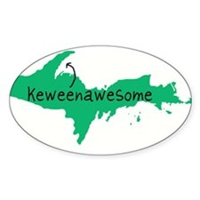 Keweenawesome Decal