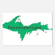 Keweenawesome Postcards (Package of 8)