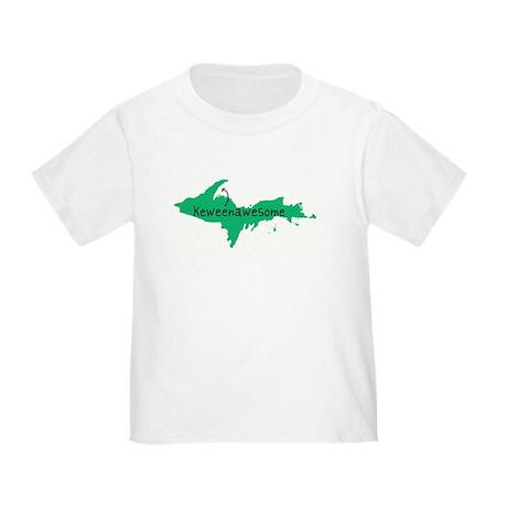 Keweenawesome Toddler T-Shirt