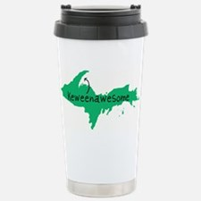Keweenawesome Stainless Steel Travel Mug
