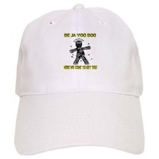 """ArtGumbo """"De Ja Voo Doo"""" Baseball Cap"""