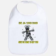 """ArtGumbo """"De Ja Voo Doo"""" Bib"""