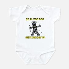 """ArtGumbo """"De Ja Voo Doo"""" Infant Bodysuit"""