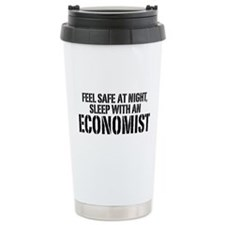 Funny Economist Travel Coffee Mug