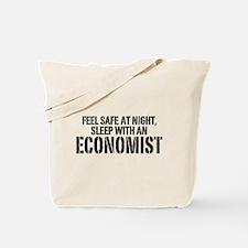 Funny Economist Tote Bag
