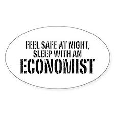Funny Economist Decal