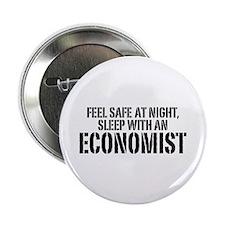 """Funny Economist 2.25"""" Button"""