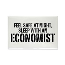Funny Economist Rectangle Magnet