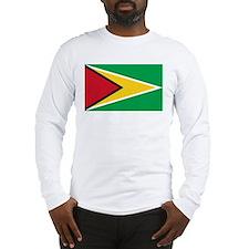 Cute Guyana Long Sleeve T-Shirt