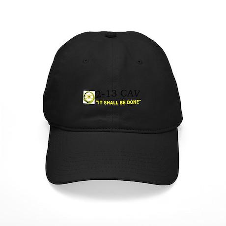 2nd Squadron 13th Cavalry Black Cap