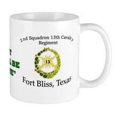 2nd Squadron 13th Cavalry Mug