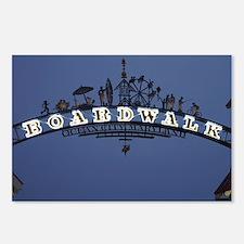 Boardwalk Postcards (Package of 8)