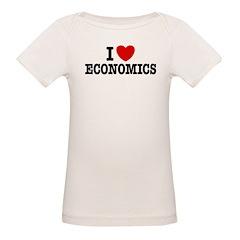 I Love Economics Tee
