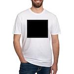 Choke on a Preztel Fitted T-Shirt
