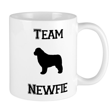 Newfoundland Team Newfie Dog Mug