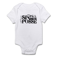 SIN POSSE Infant Bodysuit